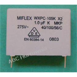 Kondensator WXPC-105K X2 1uF Maszyny do szycia