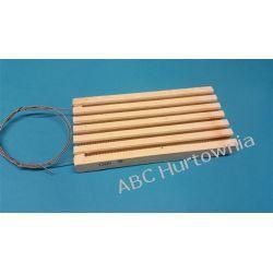 Wkład grzewczy / szamot / spirala  1500W do pieca kaflowego