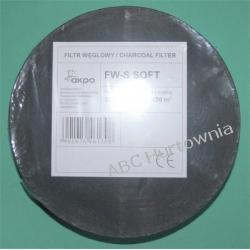 Filtr węglowy C0H00ZWT5010060000 do okapu ZELMER