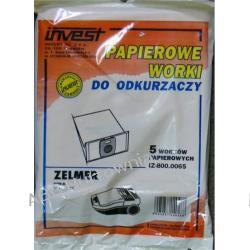 Worki papierowe 800kpl do odkurzaczy Gazowo-Elektryczne