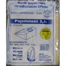 Worki papierowe 1010kpl do odkurzaczy Lodówko - zamrażarki