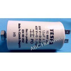 Kondensator 12uF  +/- 10%  450V  Pozostałe