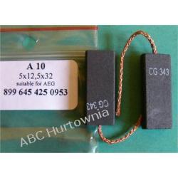 Szczotka węglowa 5x12,5x32 (A10) Lodówko - zamrażarki