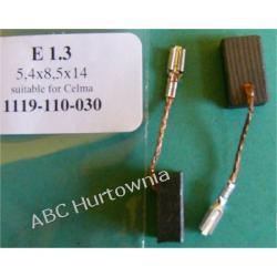 Szczotki węglowe kpl. 5,4x8,5x14 (E1.3) Lodówko - zamrażarki