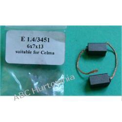 Szczotki węglowe kpl. 6x7x13 (E1.4) Pralki