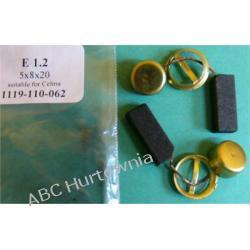 Szczotki węglowe kpl. 5x8x20 (E1.2) Sokowirówki