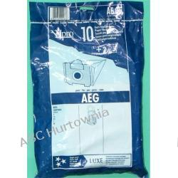 Worki papierowe AE05 do odkurzaczy Gazowe