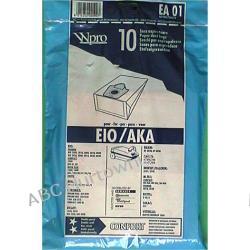 Worki papierowe EA01 do odkurzaczy Filtry