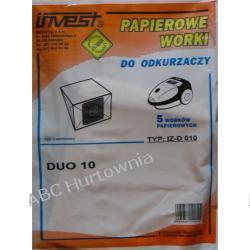 Worki papierowe IZ-MP1 do odkurzaczy Filtry