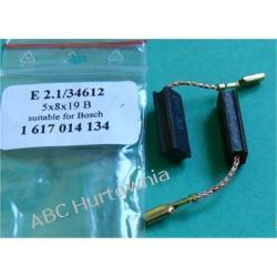 Szczotki węglowe kpl. 5x8x19 (E2.1)