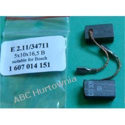 Szczotki węglowe kpl. 5x10x18 (E2.11) Maszyny do szycia