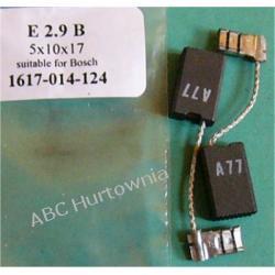 Szczotki węglowe kpl. 5x10x17 (E2.9) Gazowo-Elektryczne