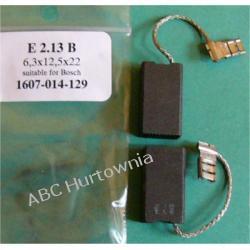 Szczotki węglowe kpl. 6,3x12,5x22 (E2.13) Gazowe