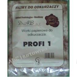 Worki papierowe PROFI 1 do odkurzaczy Worki
