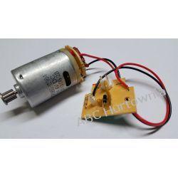 Płytka elektroniki + silniczek do elektroszczotki odkurzacza akumulatorowego ZELMER, BOSCH, ZVC011