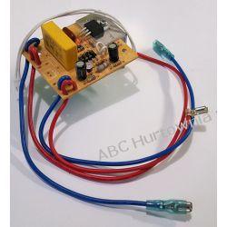 Moduł sterujący, płytka, potencjometr, elektronika  odkurzacza ZELMER 323,ZVC165 nr 12001124 Gazowe