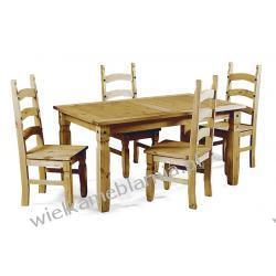 Stół Rancho + 4 krzesła 5FT