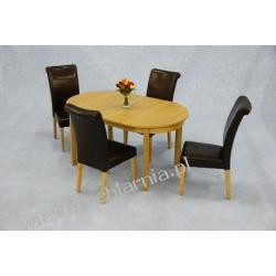 Zestaw Hamilton stół + 4 krzesła