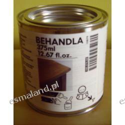 BEJCA DO DREWNA: IKEA BEHANDLA 375ml CZARNY