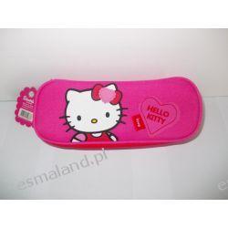 Hello Kitty Piórnik Tuba Z Klapką prosto z Danii