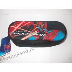 Spiderman Piórnik Tuba Z Klapką prosto z Danii