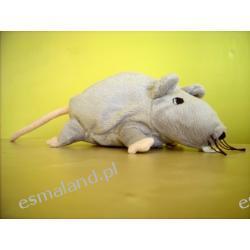 IKEA: Szczur Gosig 23cm z długim ogonem