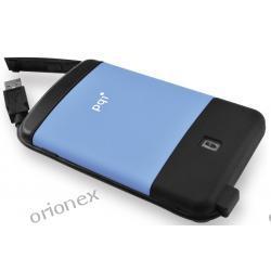 """DYSK ZEWNĘTRZNY PQI USB 320GB H560 2,5"""" ANTYSHOCK BLUE"""