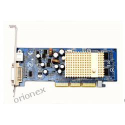 KARTA GRAFICZNA AGP GIGABYTE G.6200 256 DDR2/64B
