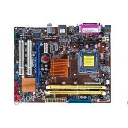 PŁYTA GŁÓWNA 775 ASUS P5QPL-AM G41/ICH10R/DDR2/M.ATX