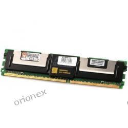 DDR2 2 GB 667MHZ KINGSTON DUAL RANK X8