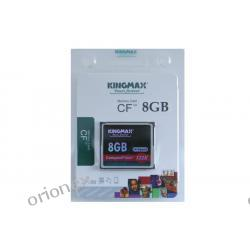 PAMIĘĆ COMPACT FLASH KINGMAX D. 8GB 133