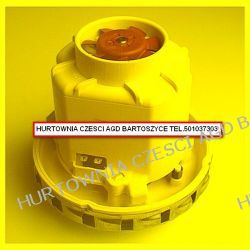 Silnik odkurzacza DOMEL 467.3.402-5 Kärcher Nilfisk-Alto -- średnica czapy A-132 mm-rozne silniki