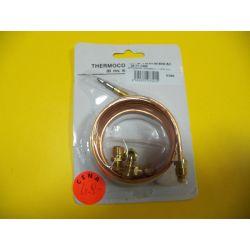 Uniwersalna termopara do urządzeń gazowych -150cm np.amica,mastercook ,beko-ROZNE TERMOPARY-WSZYSTKIE Części i akcesoria