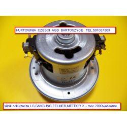 Silnik odkurzacza 2000Wat LG,SAMUNG,ZELMER METEOR 2 - wysokośc 135mm,średnica czapy turbin- 135mm -rozne silniki