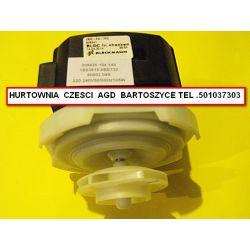 Pompa myjąca do zmywarki Indesit - Bleckmann 105W  ORGINALNA MODELE CIS,DFG,DFP,FDD,FDE,FDU,LBF,LDF,LDFA,LF,LFF,LFSA,LFT,LFTA,LFZ,LFK,LPE,LSF,LST,PFK,SDD- wszystkie pompy zmywarek -rozne pompy AGD do zabudowy