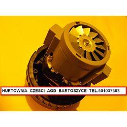 SILNIK AMETEK ODKURZACZA ametek -h 061300524 PATRZ WYKAZ PASUJACYCH-silnik 2-turbinowy WYSOKOSC 175mm,SREDNICA TURBIN  144MM -rozne  AGD drobne