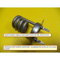 GRZALKA ZMYWARKI samsung modele DW50,DW60,DW-FN-ORGINALNA- wszystkie grzalki  zmywarek -rozne grzalki Zmywarki