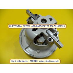 silnik odkurzacza centralnego Aertecnika TS2,Globovac  Nilfisk CV 791  CV 792  AMETEK  230v-1500wat-FI-139MM,WYSOKOSC CALKOWITA 120MM rozne silniki AGD drobne