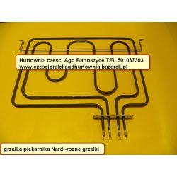 GRZALKA gorna PIEKARNIKA NARDI PODWOJNA- MOC 2600WAT-  modele FRA 404BR-NARDI- -PYTAJ JAKA CHCESZ-PODESLIJ ZDJECIE -rozne wszystkie grzalki piekarnikow Kuchenki