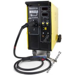 Migomat MOS 225 4x4 60% 230V GW.  RATY