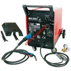 Migomat spawarka MIG 200/3 Półautomat  230A 400V