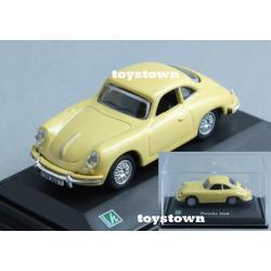 Cararama Hongwell Porsche 356B Coupe