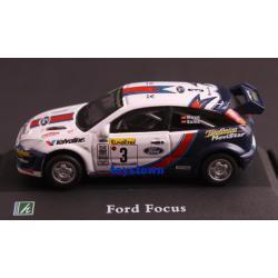 Cararama Hongwell Ford Focus WRC