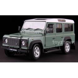 Cararama Hongwell Land Rover Defender