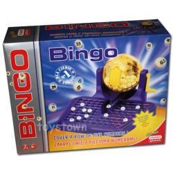 Interkobo Bingo 24547 Z maszyną do losowania