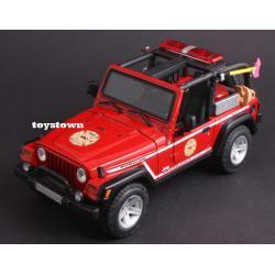 Maisto Jeep Wrangler Rubicon