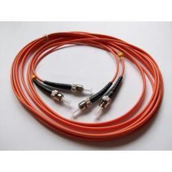 Patchcord ST PC / ST PC Simplex Multimode 3metrowy