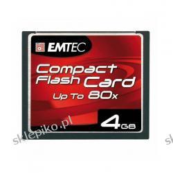 EMTEC COMPACT FLASH 4GB SPEED 80x