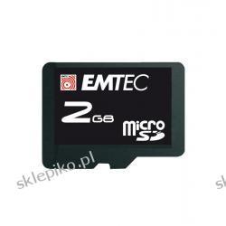 EMTEC MICRO SECURE DIGITAL 2GB Z ADAPTEREM