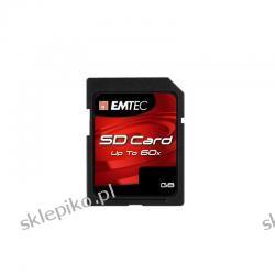 EMTEC SECURE DIGITAL CARD 8GB SD STANDARD HC x60